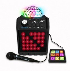 Party Cube BC-5LMK2 - kostka disco + panel DJ